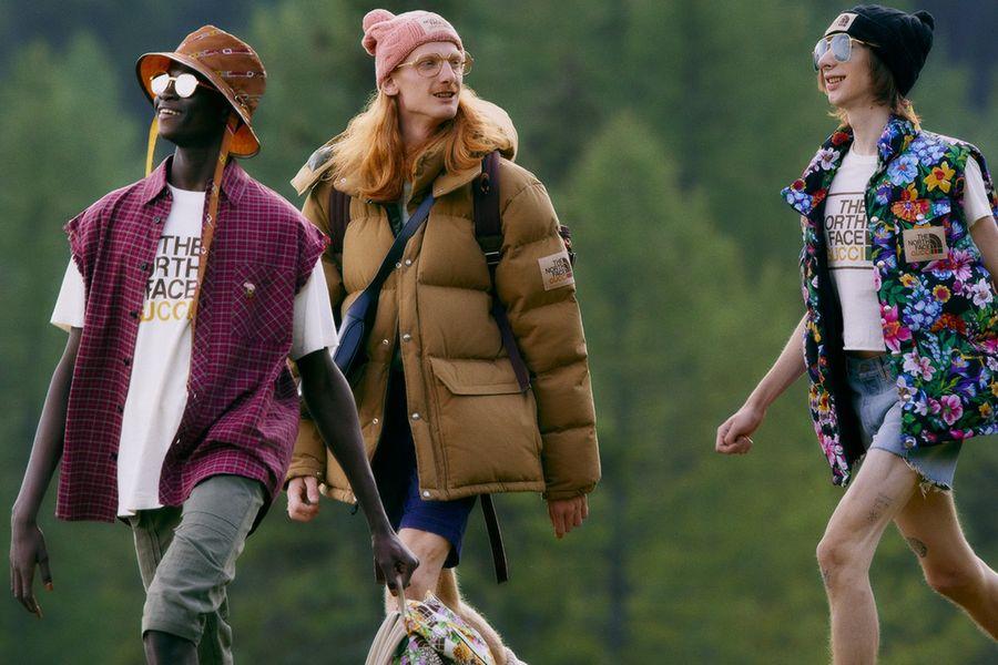 Ντοκιμαντέρ για τη συνεργασία Gucci – The North Face